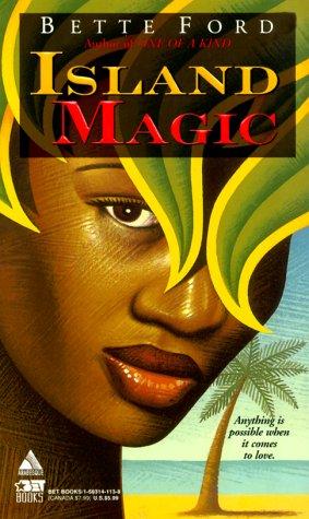 book cover of Island Magic