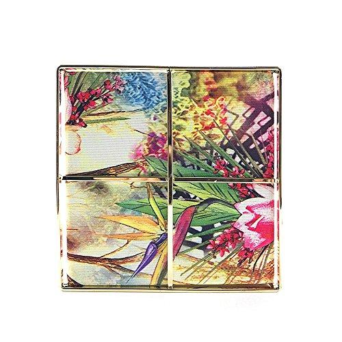 cadeau boîte Paquet fleur créative Color soirée épaule diagonale mode embrayage nuptiale Pink discothèque sac Dames robe wBEHqE