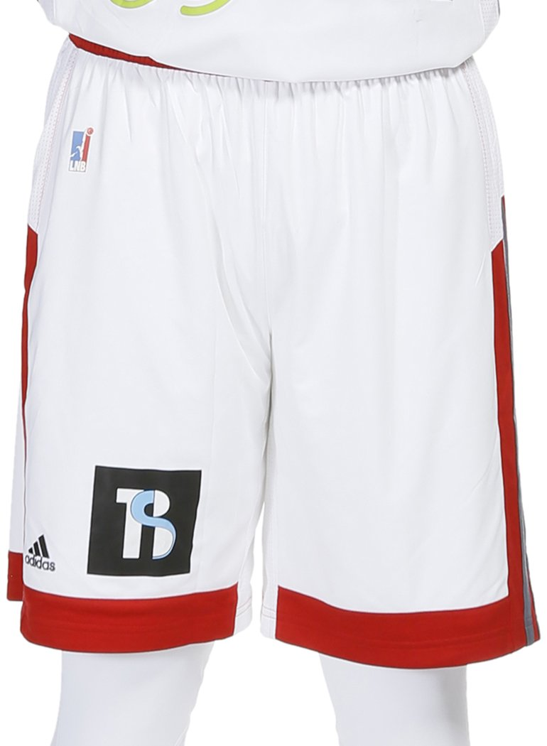 SIG Straßburg Replica Basketball Hause Shorts Herren