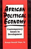 African Political Economy, Kempe R. Hope, 1563249421