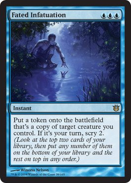 Magic: the Gathering - Fated Infatuation - Born of the Gods