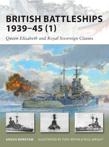 Queen Elizabeth Battleship - 3