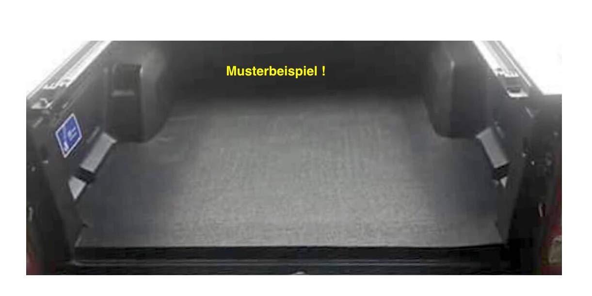 Antirutschmatte f/ür Pickup Extrakabine Pickupmatte