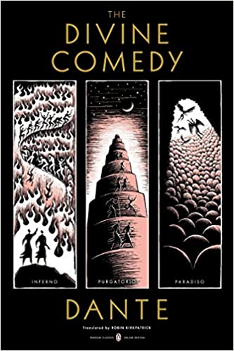 the divine comedy dante alighieris divine comedy