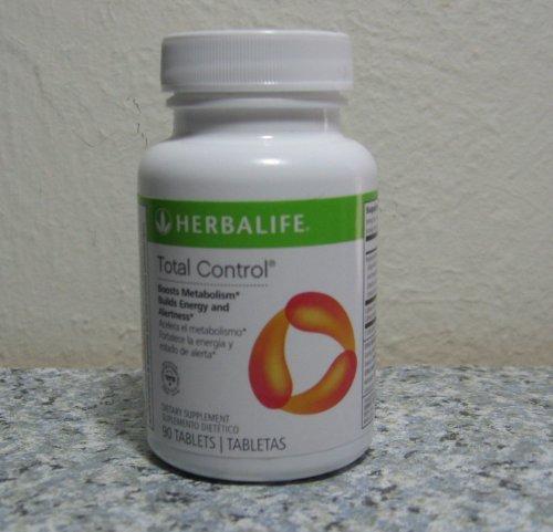 Perte de poids Herbalife Total contrôle supplément Original 90 comprimés