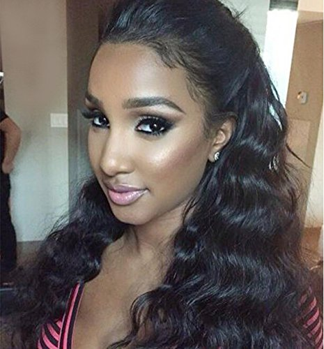 Ms Fenda Pre Plucked 360 Lace Frontal with Wig Cap Hot