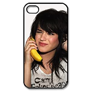 C-EUR Customized Print Katy Perry Pattern Back Case for iPhone 4/4S by Maris's Diary
