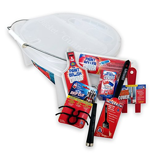 The Paint Bucket Guard Kit (with Utility Lid) - 1.5 -