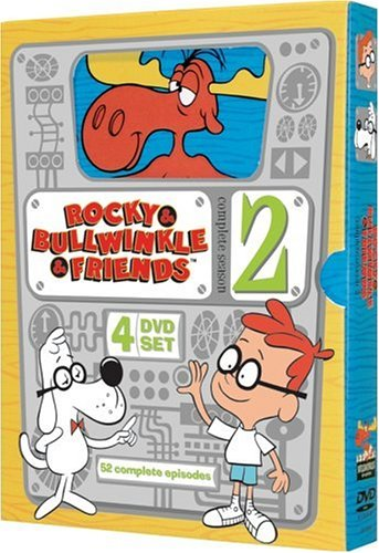 Rocky & Bullwinkle & Friends - The Complete Second Season by GENIUS PRODUCTS INC