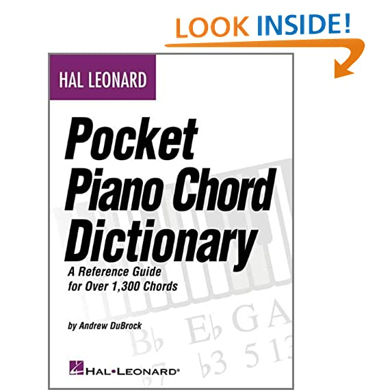 Piano Chords Instruction Books: Amazon.com