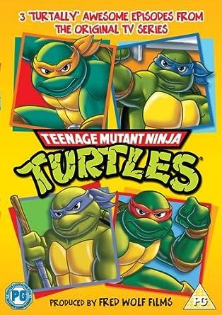 Teenage Mutant Ninja Turtles [DVD]: Amazon.es: unknown: Cine ...