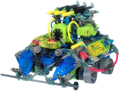 B00004TTZ2 K'Nex Cyber K'Nex Ultra 2.0 Robot Kit 51127X264HL.