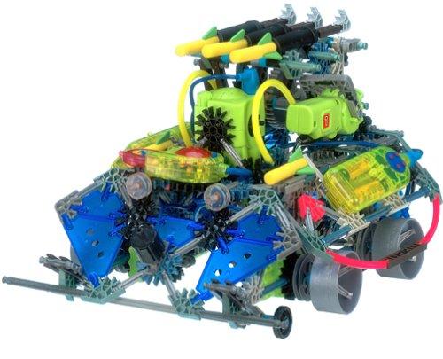 K'Nex Cyber K'Nex Ultra 2.0 Robot Kit