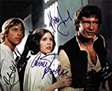 #5: Star Wars Cast Signed Autographed 8 X 10 Reprint Photo #8 - Mint Condition
