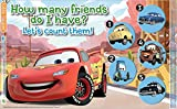 Disney Baby/Pixar CARS 10 Disposable Placemats Table Topper