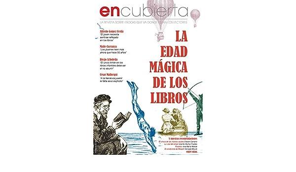 Amazon.com: Encubierta: La edad mágica de los libros (Spanish Edition) eBook: EnCubierta: Kindle Store