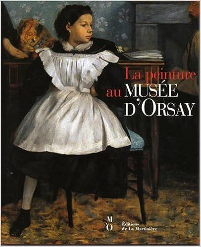 Livre gratuits en ligne La peinture au musée d'Orsay pdf