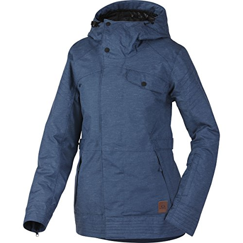 Oakley Women's Showcase BZI Jacket, Medium, Blue - Shades Women Oakley