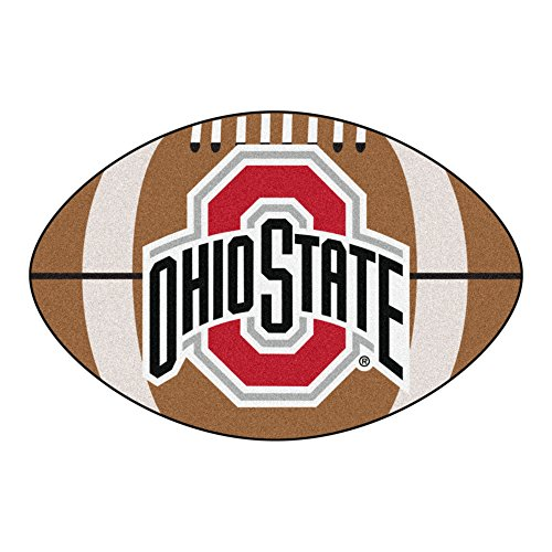 Ohio State University Football Area Rug