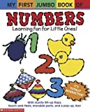 img - for My First Jumbo Book Of Numbers book / textbook / text book