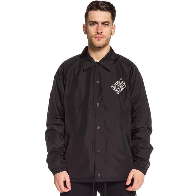 Grimey Chaqueta COUNTERATTACK Coach Jacket SS18 Black ...