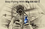 Big Ox O2 95% Pure Aviator's Oxygen - Aluminum Can with Patented Mouthpiece (2)