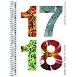 """Student Planner Academic Year August 2017 - July 2018 / 5.5"""" X 8.5"""""""