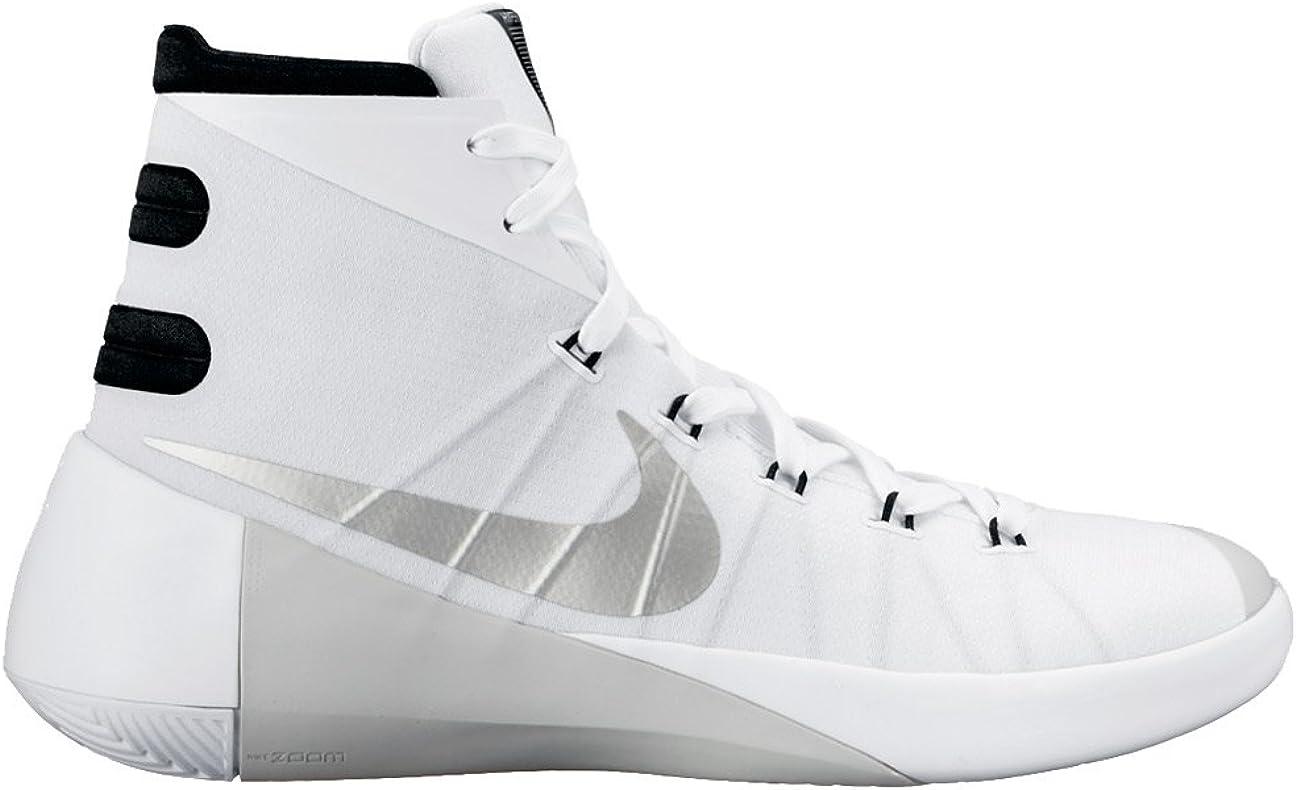 Nike Mujeres 2015 Hyperdunk - Negro - Tamaño 7,5: Amazon.es: Zapatos y complementos