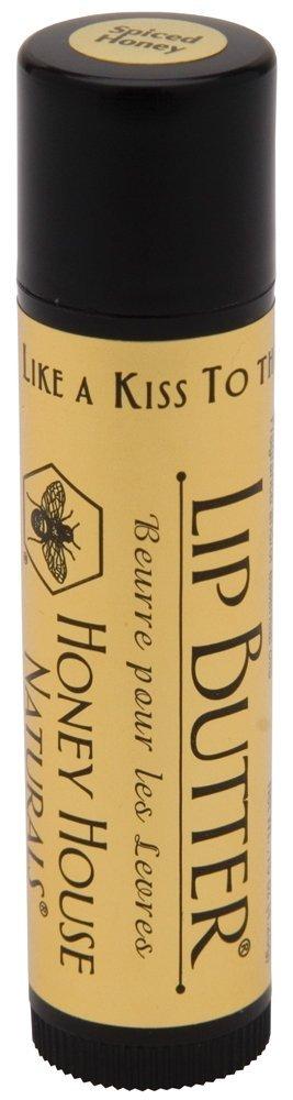 Honey House Naturals Lip Butter Tube Peppermint Honey House Naturals Inc BTUP