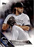 2016 Topps Baseball Series One #245 Tommy Kahnle Colorado Rockies