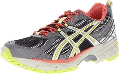ASICS Women's GEL-Kahana 6 Trail Running Shoe,Lightning/Silver/Coral,8 M US