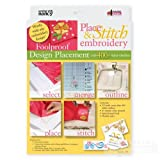 Place & Stitch Embroidery with CD 400 stitch outlines PSE