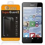 Microsoft Lumia 950 - SuperGuardZ Screen Protector [8 PACK] - Anti-Glare(Matte), Anti-Fingerprint, Anti-Scratch, Anti-Bubble [Lifetime Warranty]