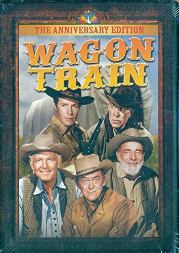 Wagon Train The Anniversary Edition Including 20 Original - Anniversary Train