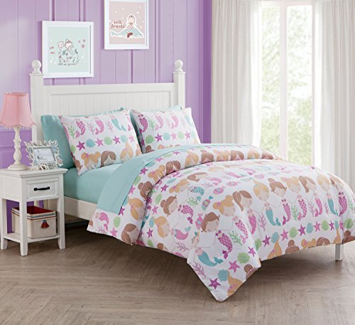 Mermaid Comforter - 6