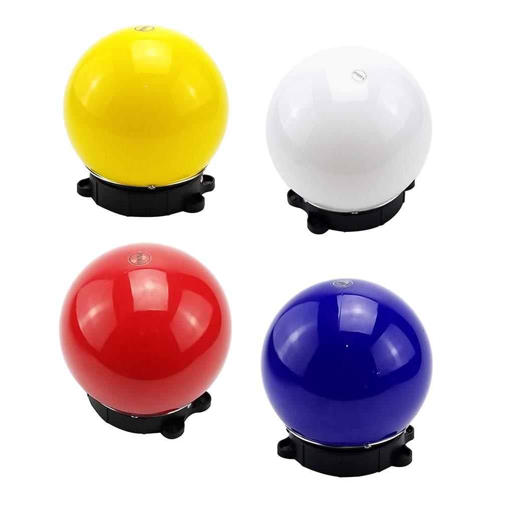 Prettyia 15cm Flash Diffuser Soft Ball for Canon Nikon Sony Camera Camcorder Speedlight Strobe Accessory Kit Set of 4