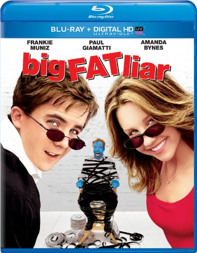Big Fat Liar (Blu-ray + Digital HD with UltraViolet)