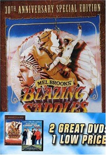 Blazing Saddles Blue Collar Comedy product image
