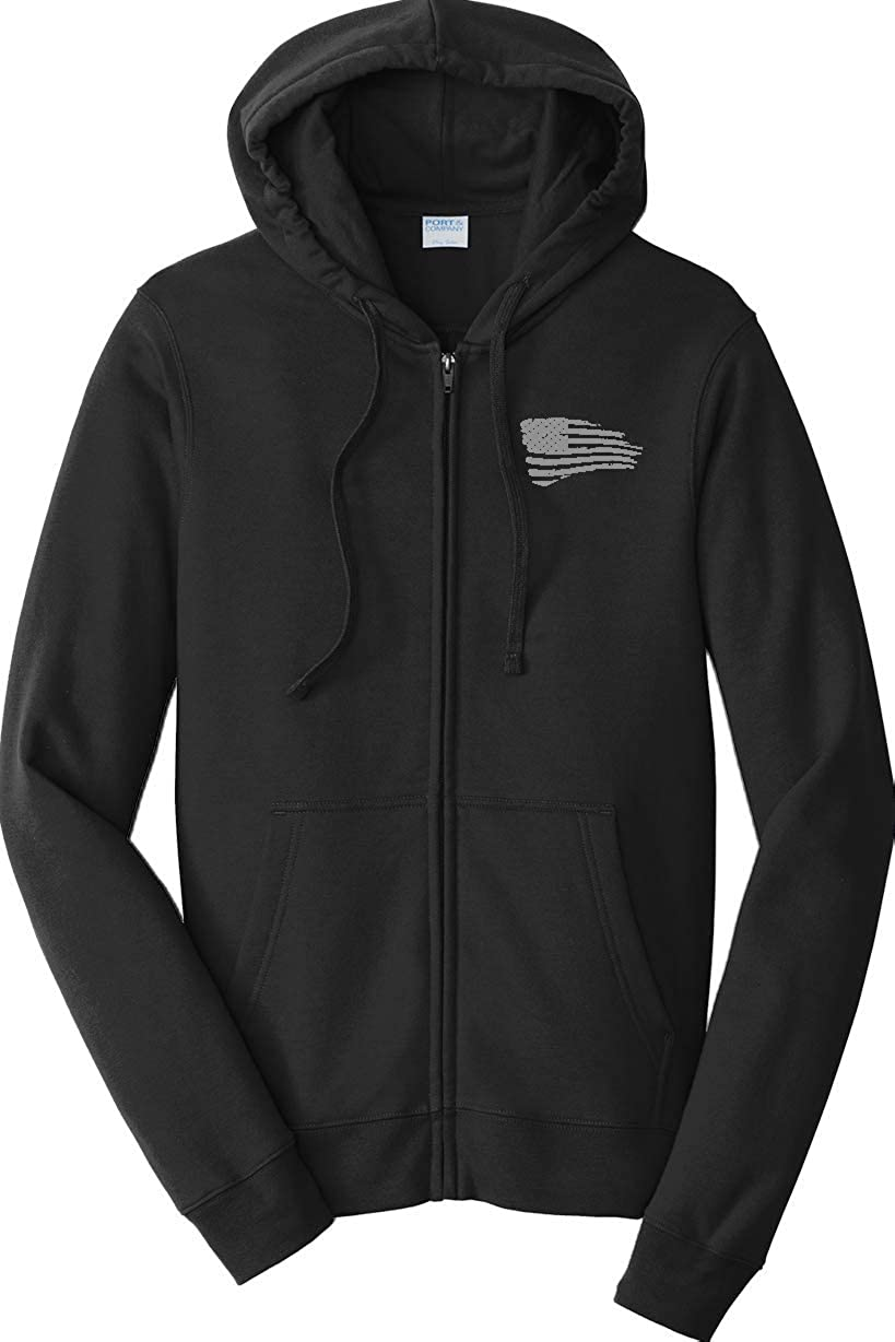 Military Zip Up Hoodie Camo Helicopter Hooded Sweatshirt for Men