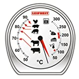 Leifheit Combined Roast and Oven Thermometer