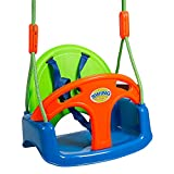 COLORTREE Toddler Swing Seat Outdoor Baby Chair Fun Toy