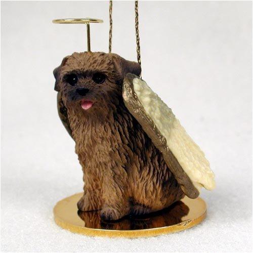(Conversation Concepts Norfolk Terrier Pet Angel Ornament)