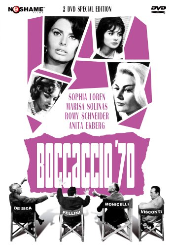 Boccaccio '70 (Remastered Edition) (70 Dvd Movies)
