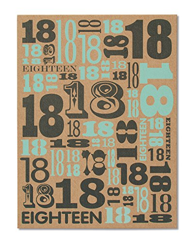 American Greetings 18th Birthday Card - 5856746