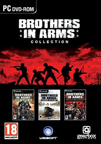 Pccd brothers in arms collection (inc. road to hill 30, earned in blood, hell's highway) - Arm Collections Inc
