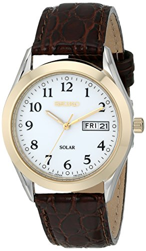 seiko-mens-sne056-stainless-steel-solar-watch-with-leather-band
