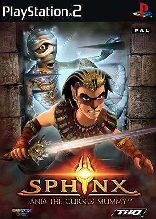 Sphinx and the Cursed Mummy (PS2) [Importación Inglesa]: Amazon.es: Videojuegos