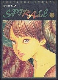 Spirale, tome 2 par Junji Ito