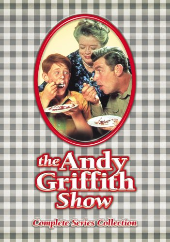 DVD : The Andy Griffith Show: Complete Series Collection (Gift Set, Full Frame, Special Packaging, 40 Disc, Sensormatic)