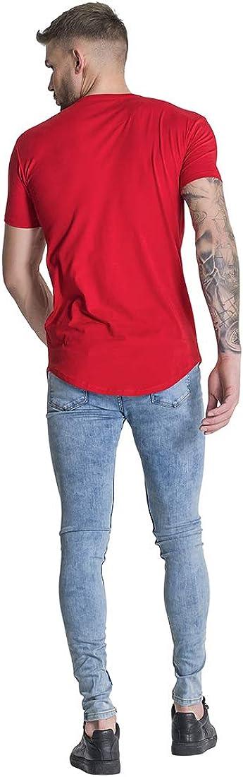 Gianni Kavanagh Red Co Camiseta para Hombre